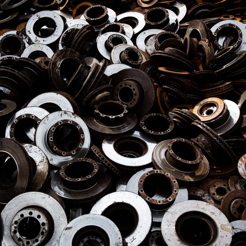 Alloy Recycling and Use of Scrap Metal in the Next 20 Years