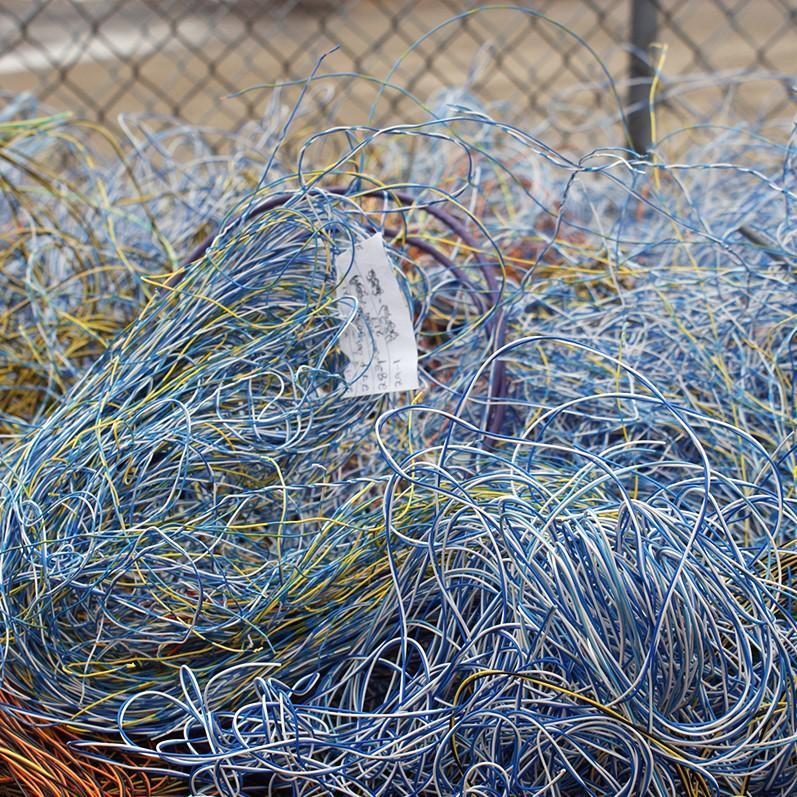 Why You Should Recycle Your Old Cables and Wires
