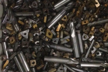 Tungsten Solids Scrap Mississauga